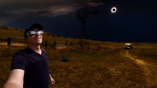 Experiencing a Total Solar Eclipse
