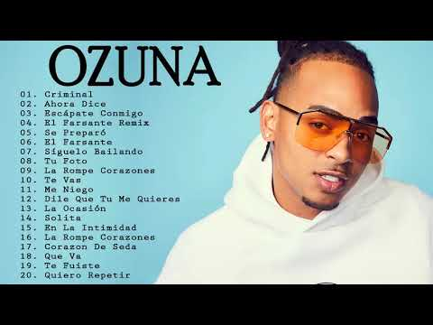 mix-ozuna-2020-★-sus-mejores-Éxitos-★-enganchados-2020-★-reggaeton-mix-2020-lo-mas-nuevo-en-Éxitos