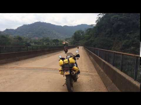 Road Mamfé - Douala