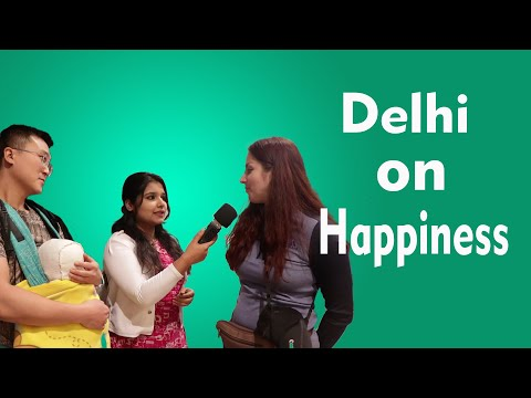 Delhi on happiness | what makes you happy | Viral Square |