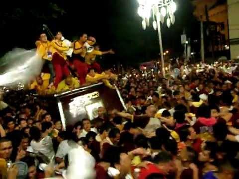 Feast of The Black Nazarene Translacion ( Pista ng Quiapo Procession) 2012, Quiapo Manila. HQ