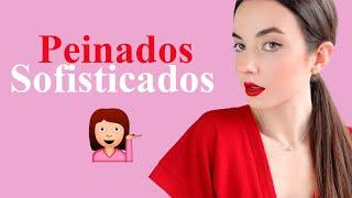 5 PEINADOS RÁPIDOS Y FÁCILES DE HACER 💁♀️ 2021   Elegante en el día a día   Susana Arcocha