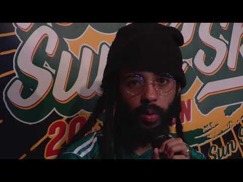 Conférence de presse de PROTOJE - Reggae Sun Ska 2017