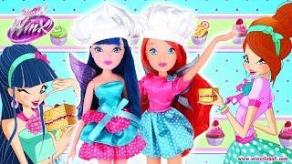 World of Winx | Chef Chic Dolls!
