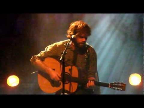 Neil Halstead - Digging shelter  - Live @ Botanique (Brussels / Bruxelles - 21/12/2012)