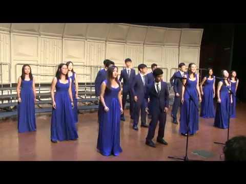 APAC Choir 2016 School Performances at Western Academy of Beijing
