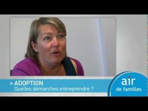Air de Familles - Adoption : quelles démarches entreprendre ?