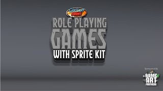 Role Playing Games Tutorial with iOS7 and Sprite Kit (session1 part 1)