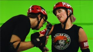 Roller Derby Gets Trolled!!