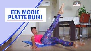 Een mooie Platte Buik! - Mini Workout