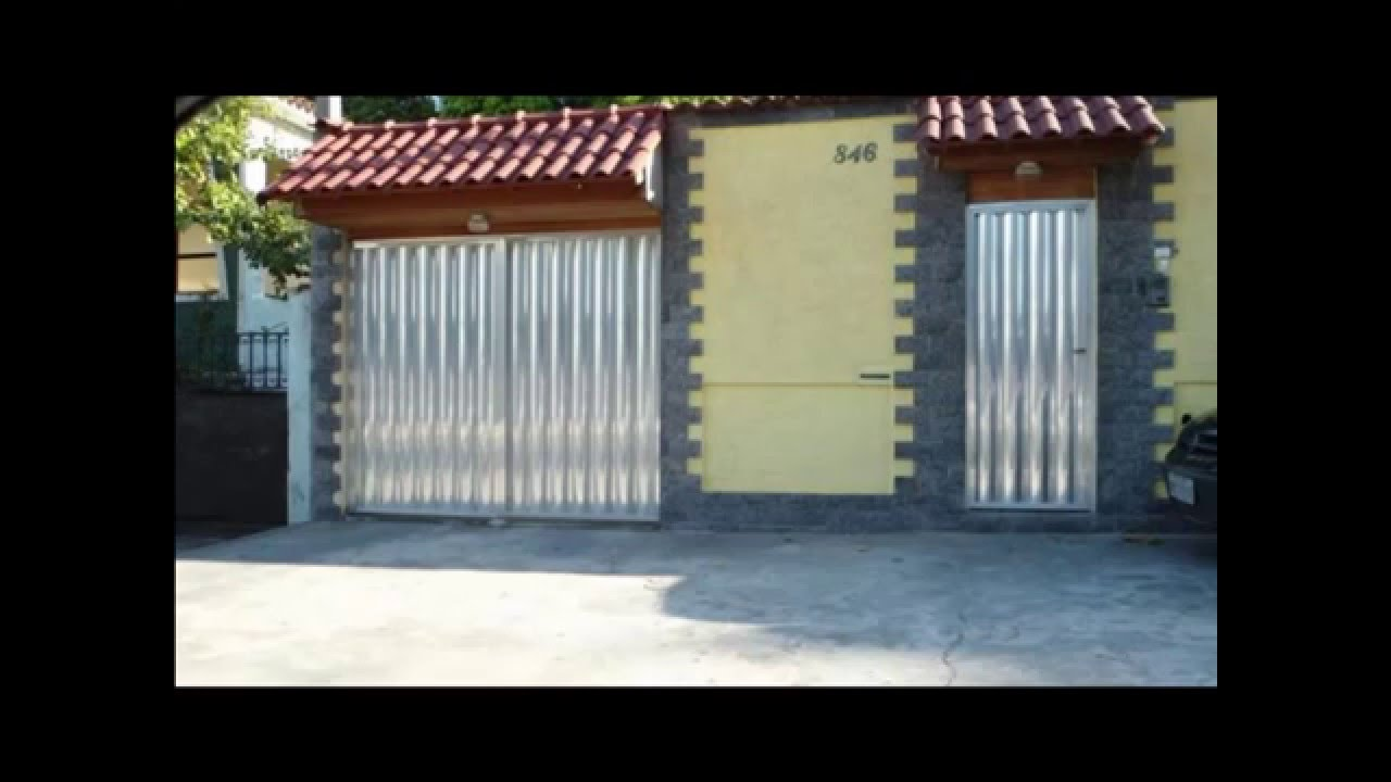 Port 227 O De Aluminio Buzios F F Seguranca Youtube
