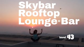 Skybar Level 43 Sky Lounge | Rooftop Lounge and Bar in Dubai