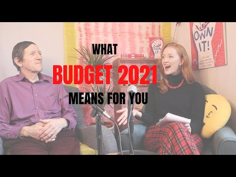 How was the Budget for you? Iona & Simon on Episode 4 of Own It!