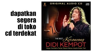 Didi Kempot - Layang Kangen (Keroncong) [OFFICIAL]
