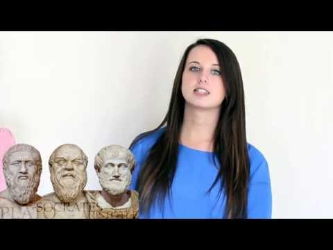 The Ancient Philosophers Broken Down (Socrates, Plato & Aristotle)