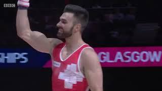 Gymnastics~European Championships 2018~Oliver Hegi
