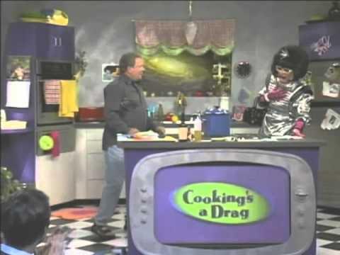 Cooking's A Drag: Starring Star Trek's William Shatner