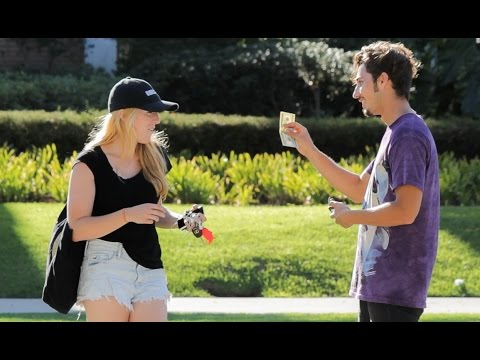 Would You Hurt a Stranger for Money? (Social Experiment)