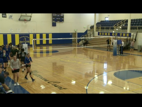 Centralia College Women's Volleyball 8-31-2017