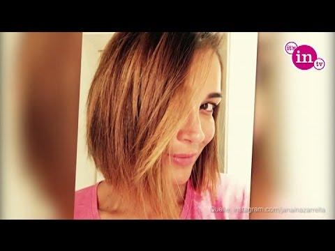 Ihre Haare Sind Ab Jana Ina Zarrella Hat Einen Bob Youtube