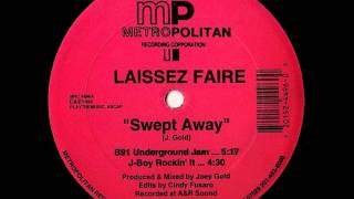 Laissez Faire - Swept Away (Extended Version) club mix 1992 FREESTYLE MUSIC