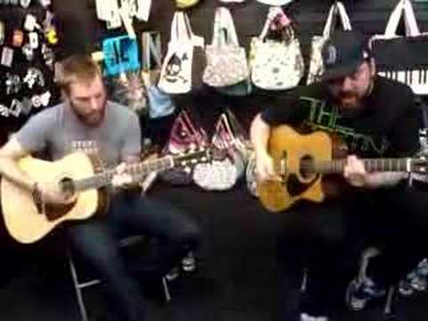 Four Year Strong Acoustic!!!! - Go Long Dad