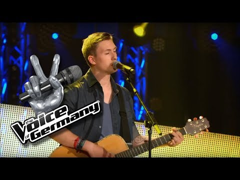 Watch Over You - Alter Bridge | Tim Heberlein Cover | The Voice of Germany 2016 | Blind Audition