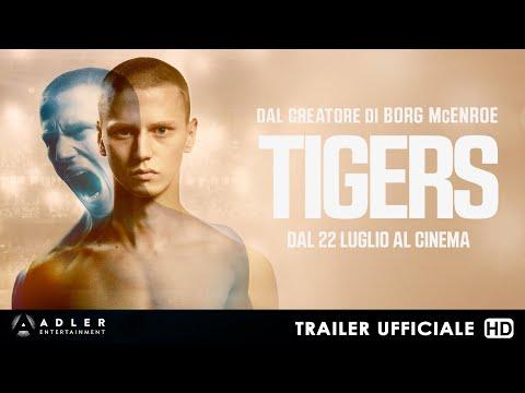 TIGERS - TRAILER UFFICIALE   DAL 22 LUGLIO AL CINEMA
