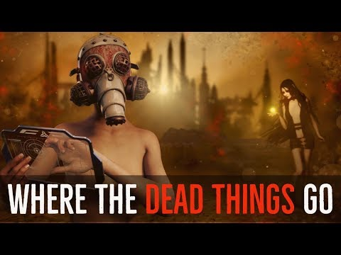 ''Where the Dead Things Go'' | EXCLUSIVE PREVIOUSLY UNRECORDED CLASSIC