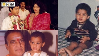 Jr NTR Rare Unseen Photos | NTR Private Moments - Filmyfocus.com