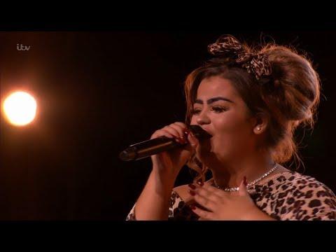 The X Factor UK 2018 Scarlett Lee Auditions Full Clip S15E04