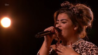 The X Factor UK 2018 Scarlett Lee Auditions Full Clip S15E04