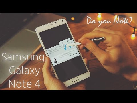 50. Samsung Galaxy Note 4 review (Română)