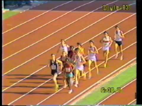 1983 IAAF World Track and Field Championships - Day 4