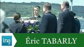 Hommage à Eric Tabarly à Brest | Archive INA