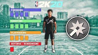 NBA 2K20 | Offensive Threat SG