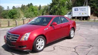 2008 Cadillac CTS Start Up, Engine & Full Review