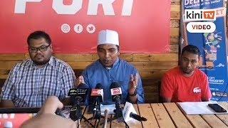LIVE: Tergempar! Ali Puteh mengadakan sidang media perjelas kenyataan Balu Abam, Nor Hidayah