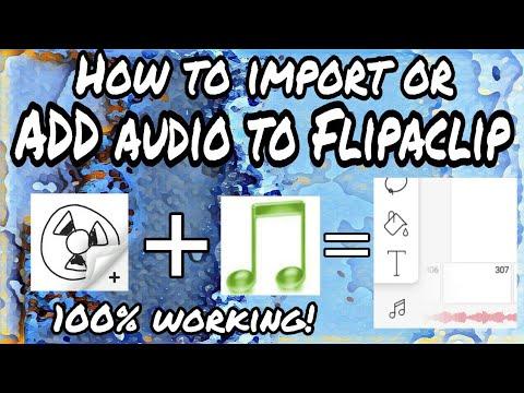 add-music-to-flipaclip-animation!