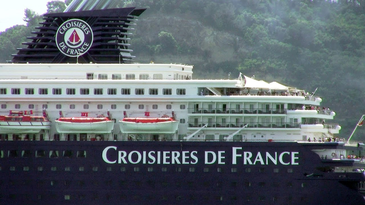 cdf croisieres de france horizon cruise ship in lisbon youtube. Black Bedroom Furniture Sets. Home Design Ideas