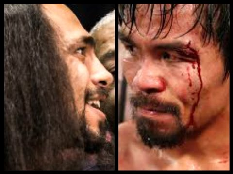 KEITH THURMAN WARNS  MANNY PACQUIAO!!! PICK A DATE!!! SCARED!!
