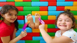 ANNEM YARAMAZLIK  PEŞİNDE fun kid video - Hide and Seek