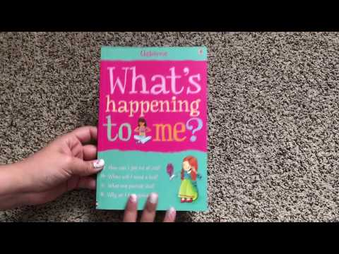What's Happening To Me? (Girl Edition) 🤷🏽‍♀️🧐 Usborne Books & More