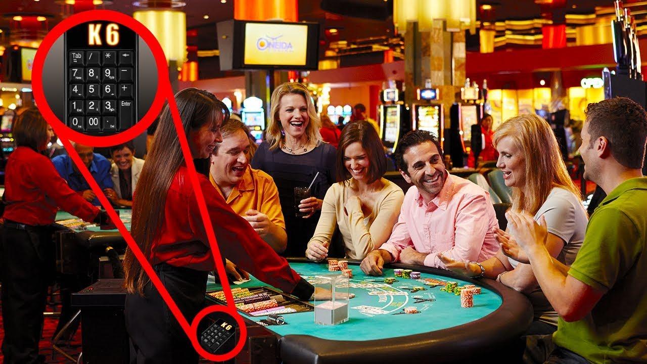 Casino secrets develop slot machine