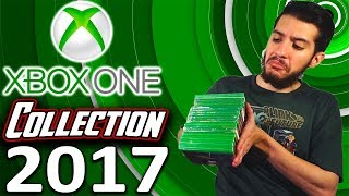 MY XBOX ONE GAME COLLECTION 2017