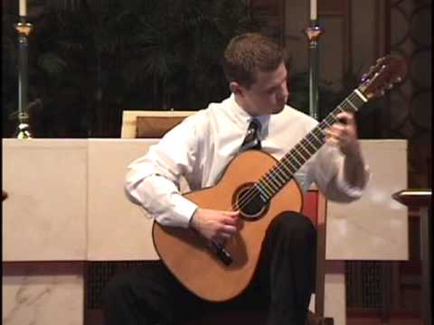 Steve Sloan plays Rafaga by Joaquin Turina