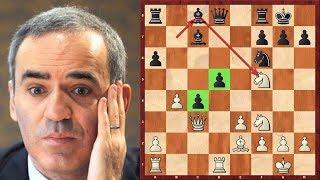 Шахматы. Раз в 100 лет! ШОКИРУЮЩИЙ ЗЕВОК Гарри Каспарова!