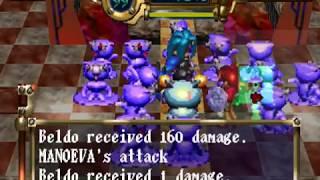 Azure Dreams Koh and Most Familiars Vs Beldo The Invincible Battle Wise