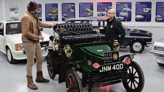 Introduction To The Vauxhall Heritage Collection At Manor Park