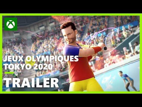 Jeux Olympiques Tokyo 2020 : Le jeu vidéo officiel - Trailer